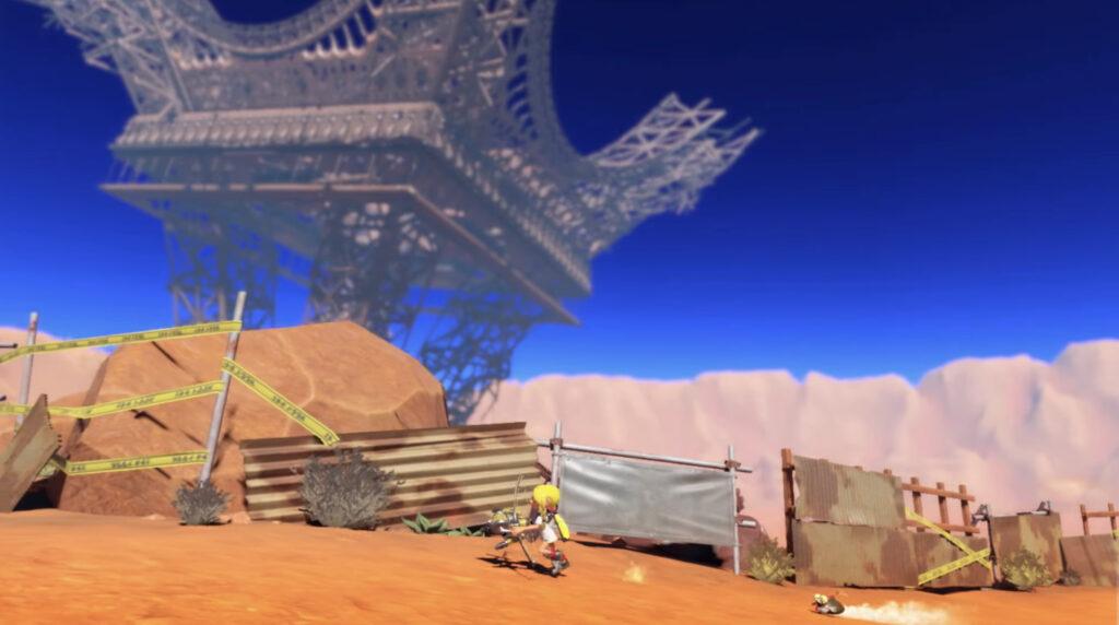 Splatoon 3 game screenshot