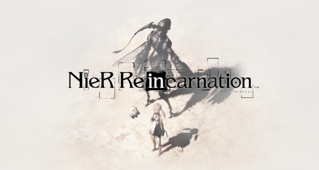 NieR Re[in]carnation game logo