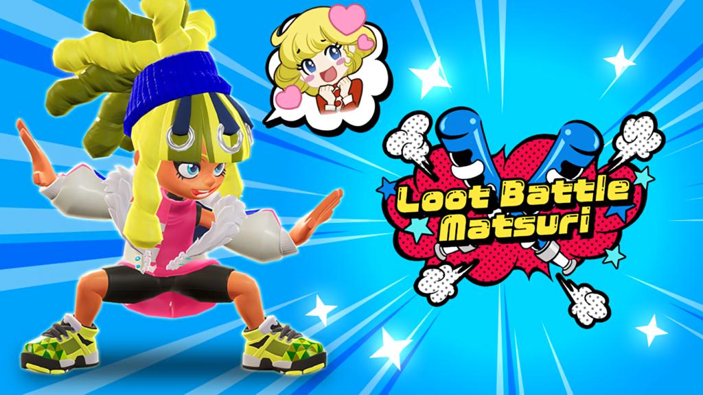 Loot Battle Matsuri TOP