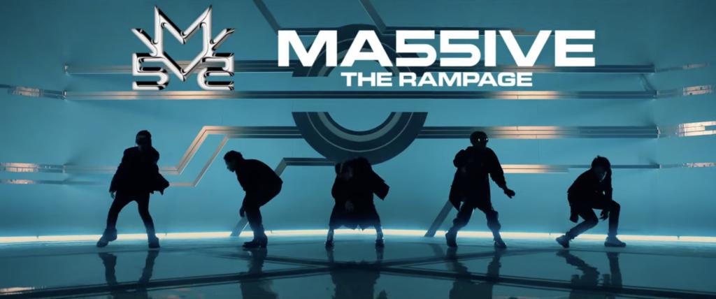 MA55IVE The Rampage SILVER RAIN