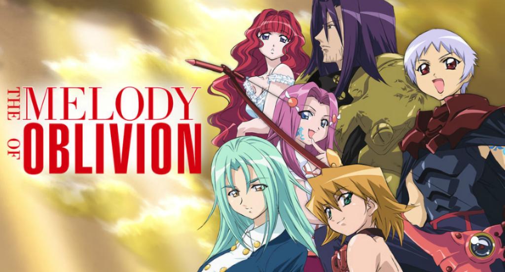 Melody of Oblivion anime