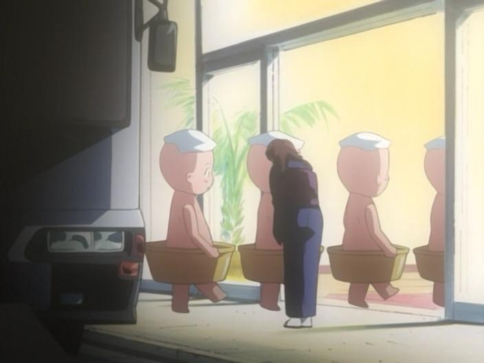 Melody of Oblivion anime screenshot