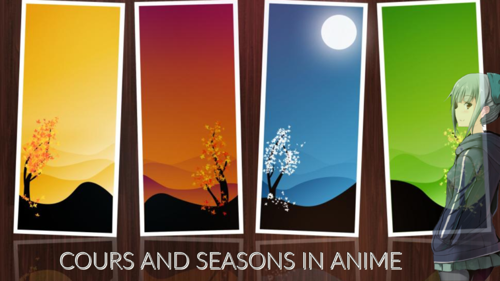 Cours and Seasons Visual
