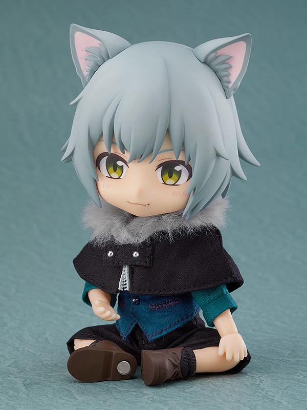 Nendoroid Doll Wolf Ash