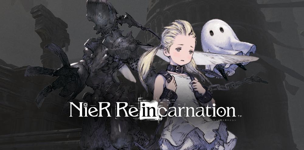 Nier Reincarnation game visual