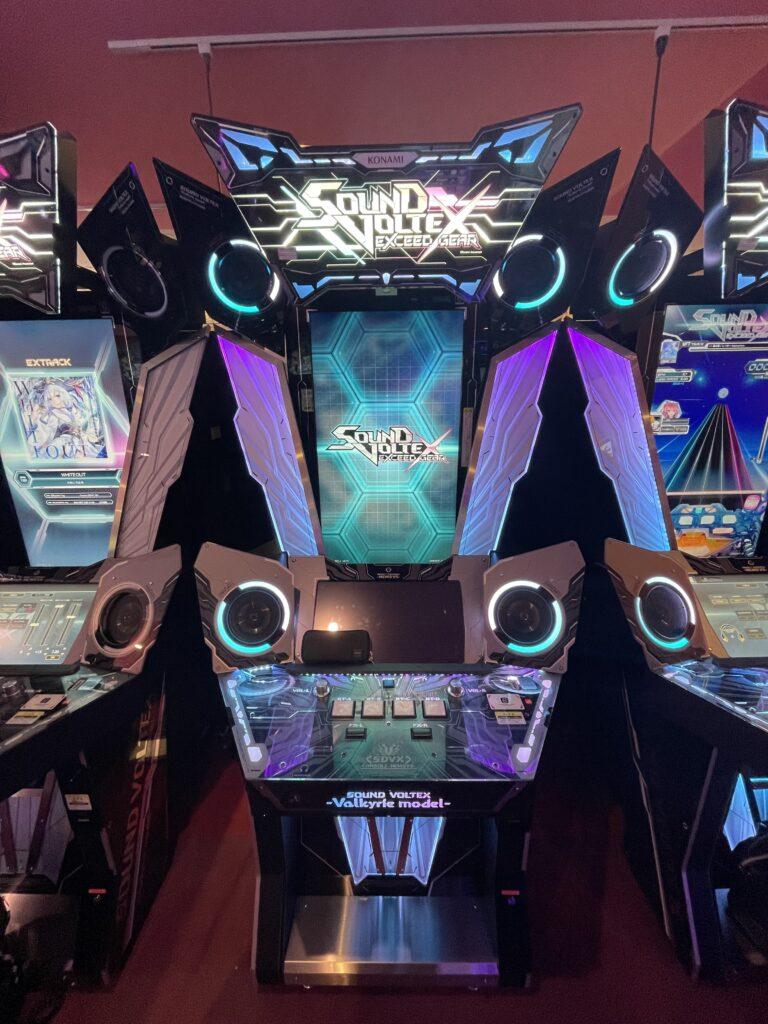 SDVX EG Machine