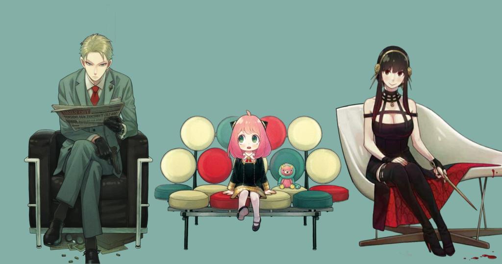 SPY FAMILY characters