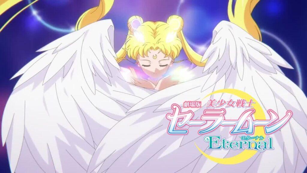 Sailor Moon Eternal Anime Visual