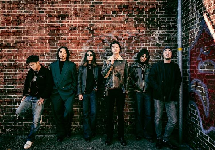 Suchmos Band