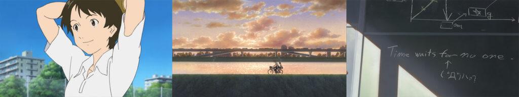 Mamoru Hosoda's The Girl Who Leapt Through Time