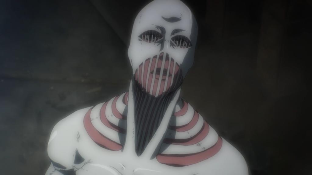 War Hammer Titan in Attack of Titan anime