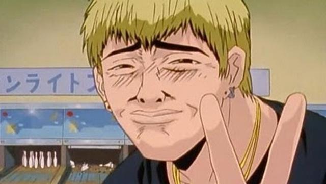 Eikichi Onizuka - Great Teacher Onizuka