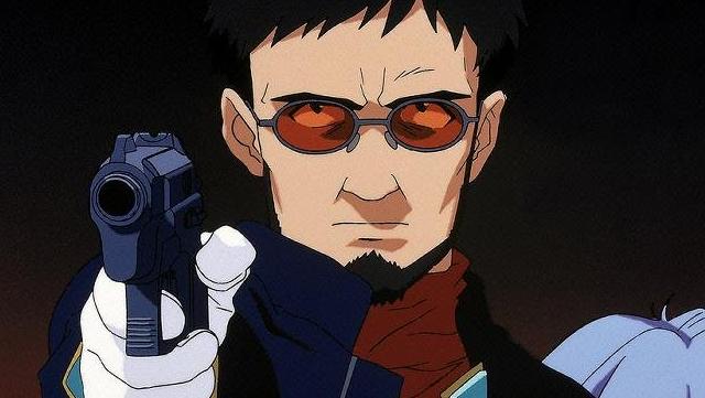 Gendo Ikari - Neon Genesis Evangelion
