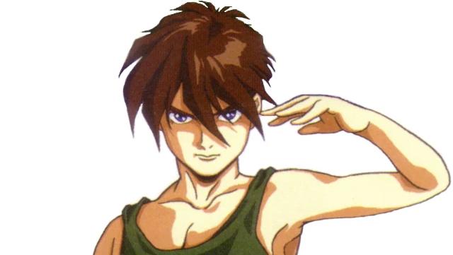 Heero Yui - Mobile Suit Gundam Wing