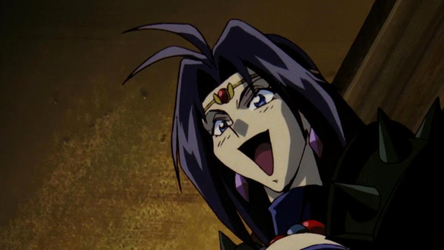 Naga The Serpent - The Slayers (OVAs and Films)