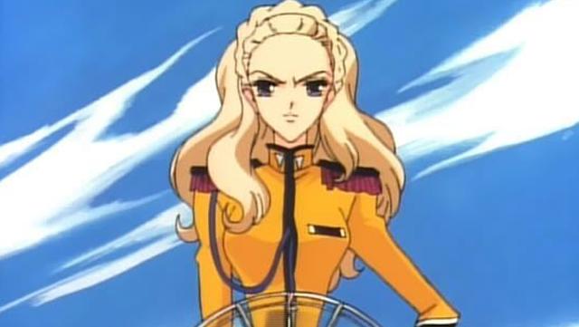 Nanami Kiryuu - Revolutionary Girl Utena