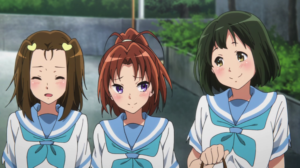 Hibike! Euphonium (Sound! Euphonium) Anime Screenshot