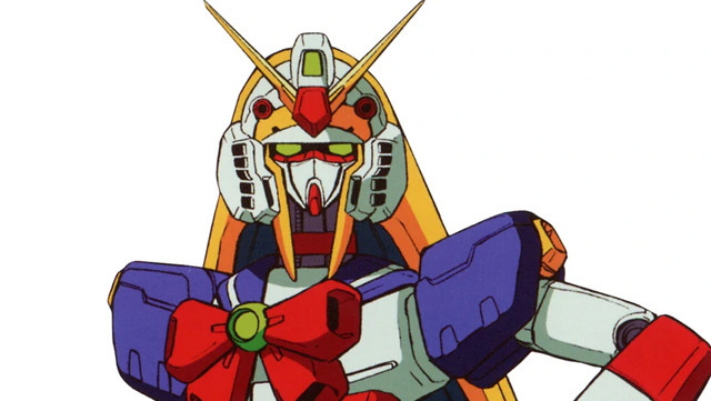 Nobel Gundam - Mobile Fighter G Gundam