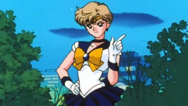 Sailor Uranus - Sailor Moon S