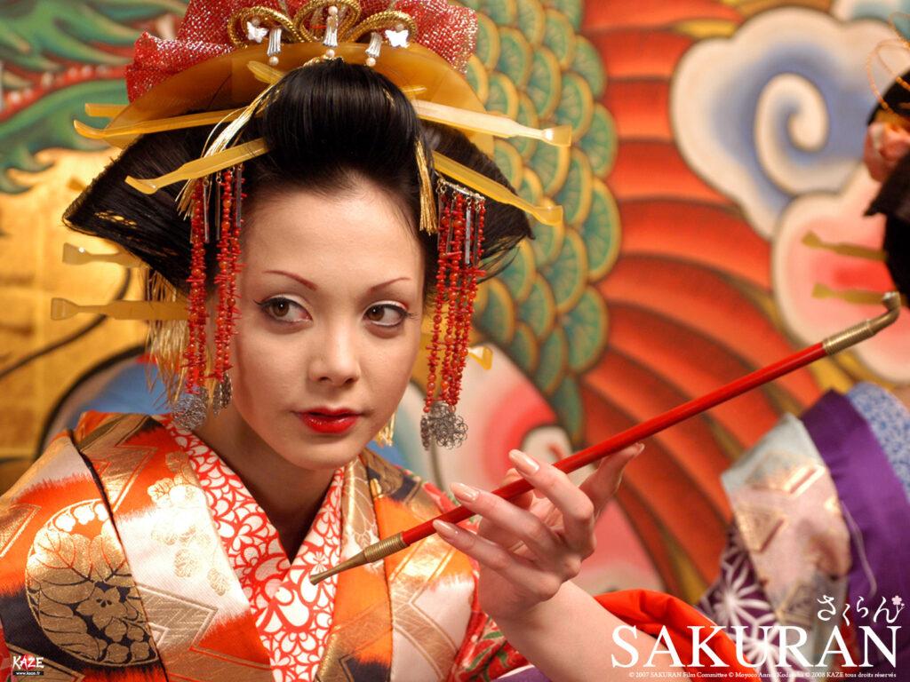 Anna Tsuchiya in Sakuran