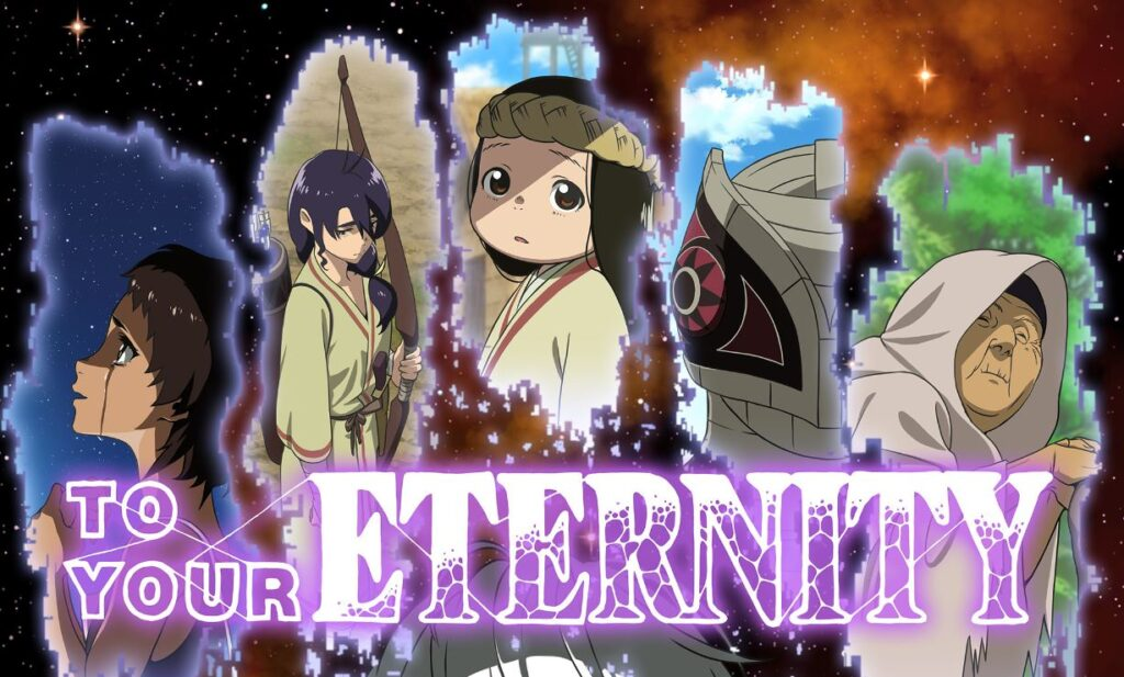To Your Eternity Anime Visual