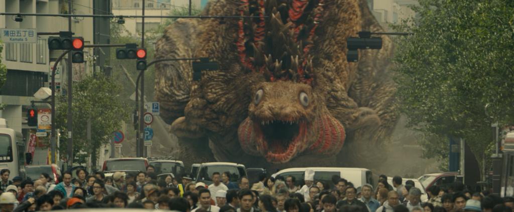 Hideaki Anno's Live-Action Movies