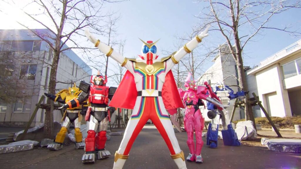 Zenkaiger Super Sentai