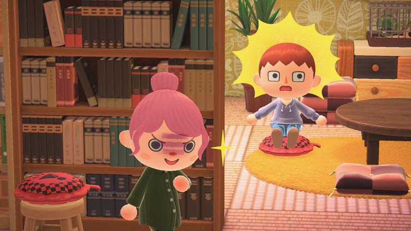 Animal Crossing April Fools