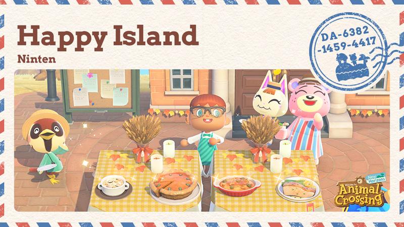 Animal Crossing Island Tour