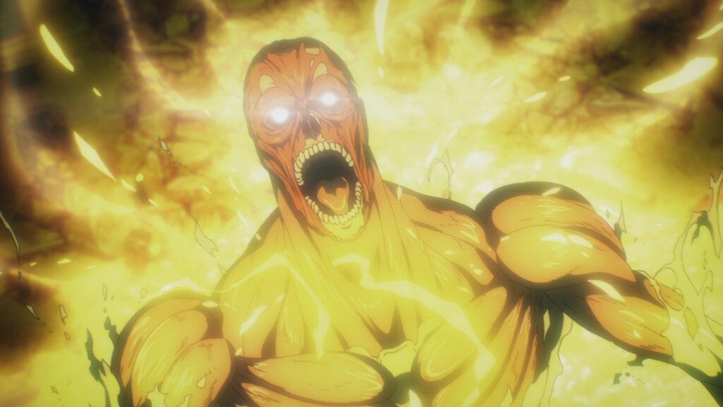 Attack on Titan anime screenshot