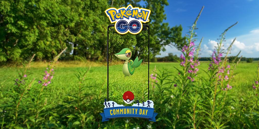 Pokémon GO April Community Day TOP