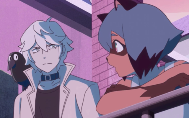 BNA Brand New Animal Anime Screenshot