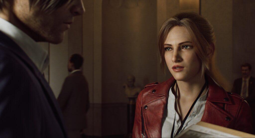 Biohazard Claire Redfield Resident Evil Infinite Darkness