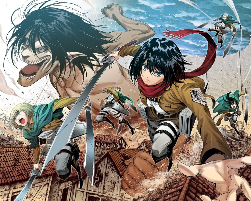 Tatsuya Shihira fanart to promote new series
