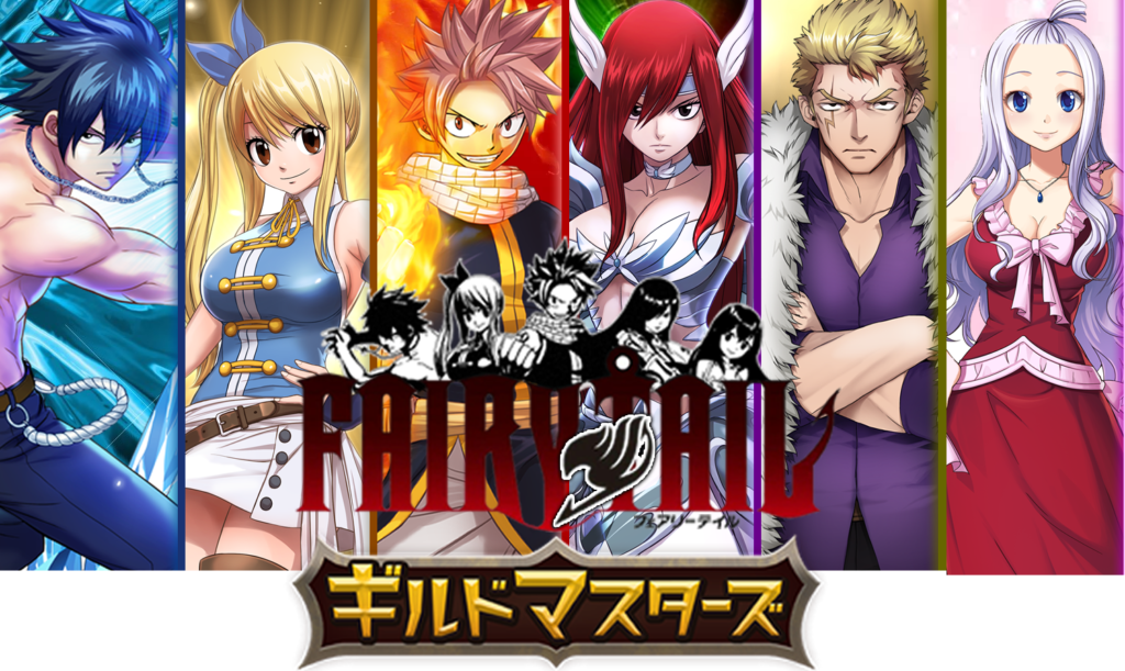 Fairy Tail Guild Masters Mobile Game Announced