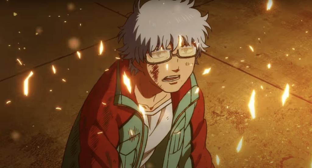 Godzilla Singular Point anime screenshot