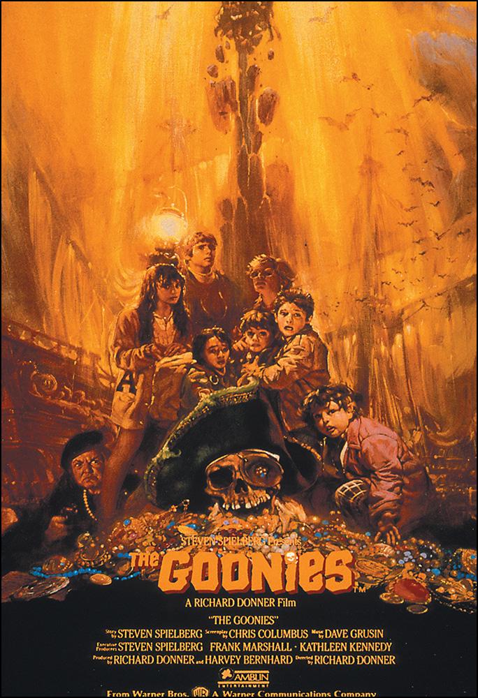 Noriyoshi Orai The Goonies