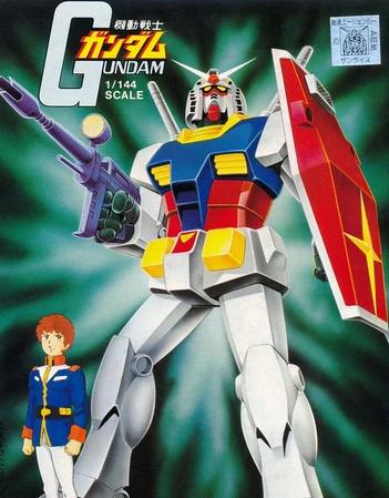 Gundam Bandai Gunpla