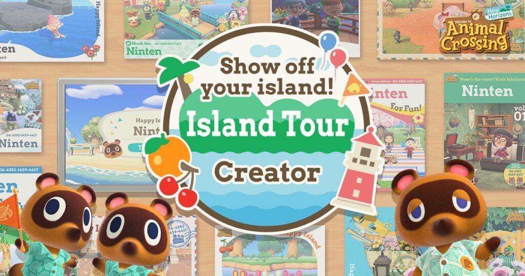 Animal Crossing Island Tour Creator