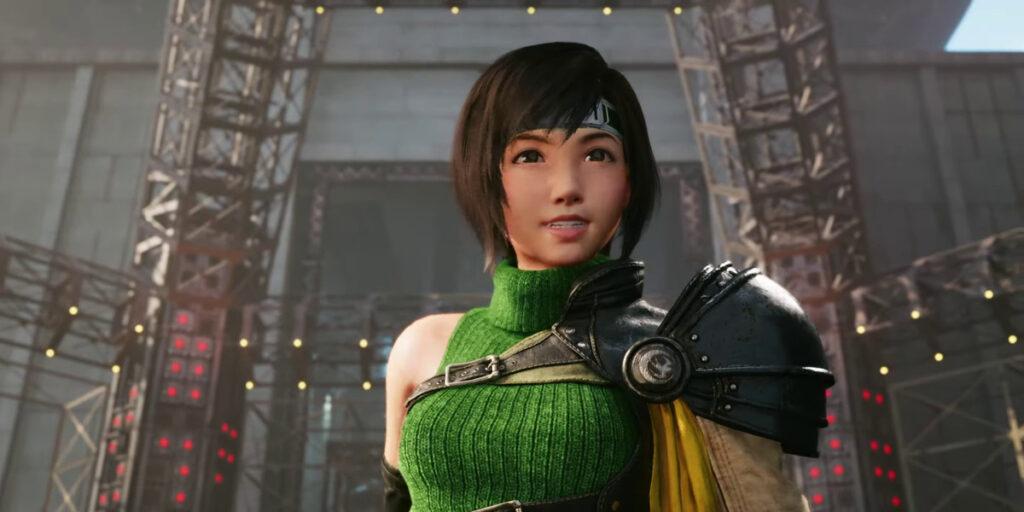 Final Fantasy VII Remake Intergrade Yuffie