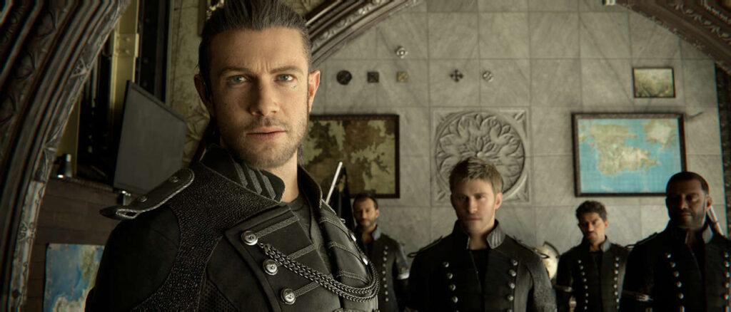Kingsglaive: Final Fantasy XV screenshot