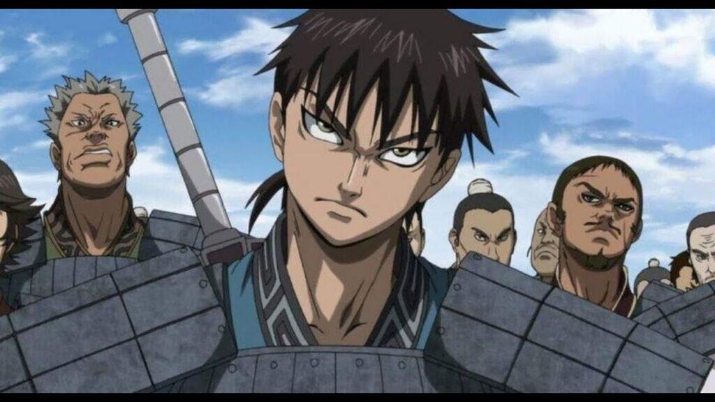 Kingdom Anime New Trailer