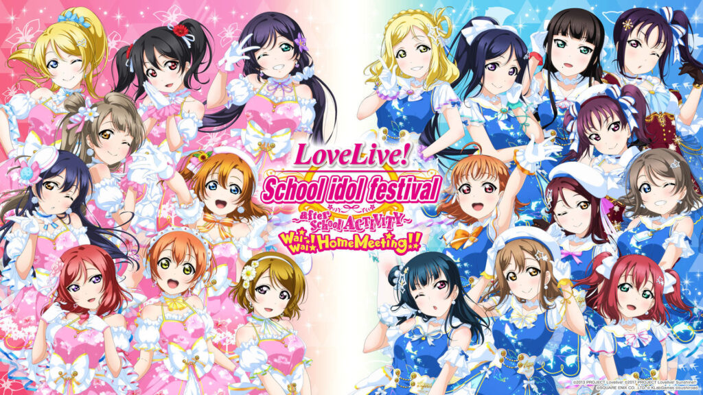 Review: Love Live! School Idol Festival ~after school ACTIVITY~ Wai-Wai! Home Meeting!!