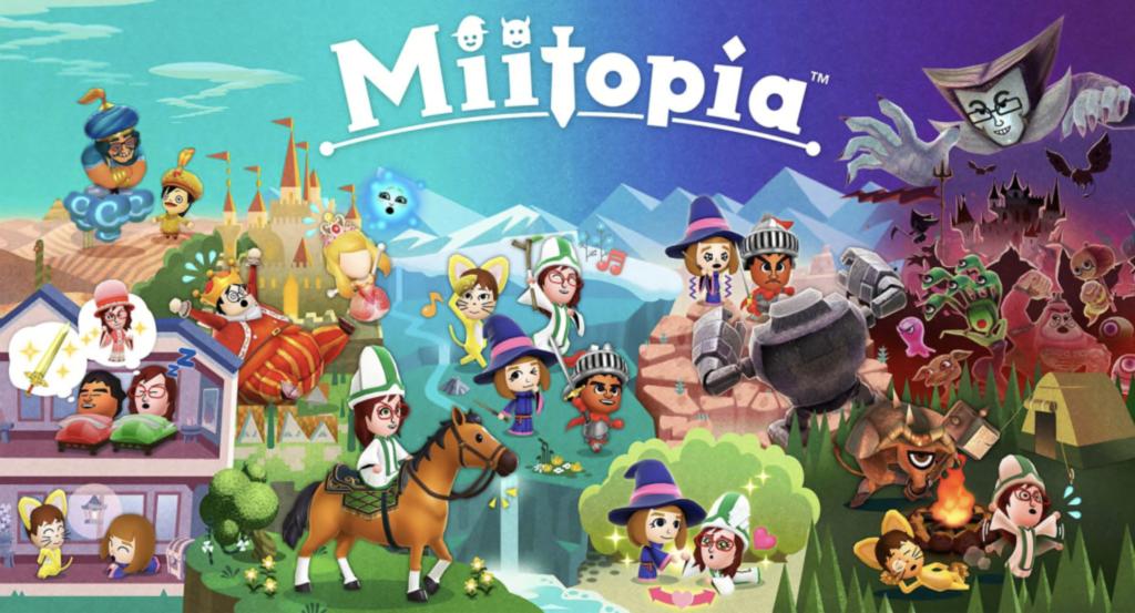 MIITOPIA TOP