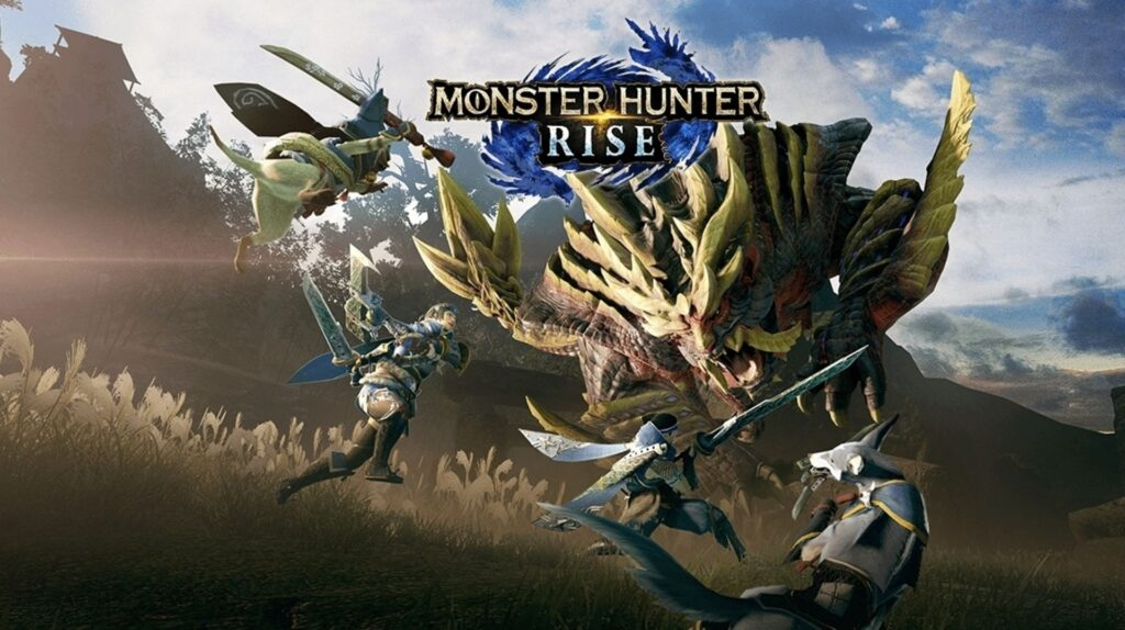 Monster Hunter RISE TOP