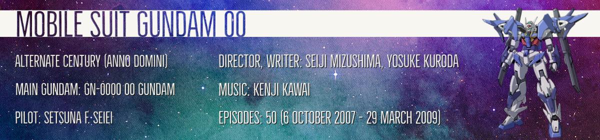 Mobile Suit Gundam 00 Info Box