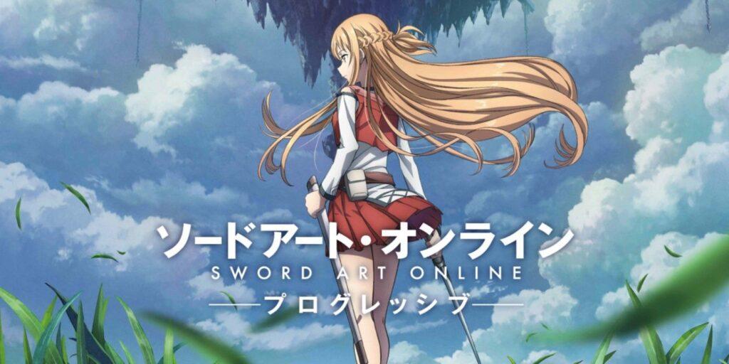 Sword Art Online: Progressive Anime Logo