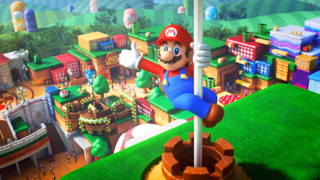 Super Nintendo World TOP
