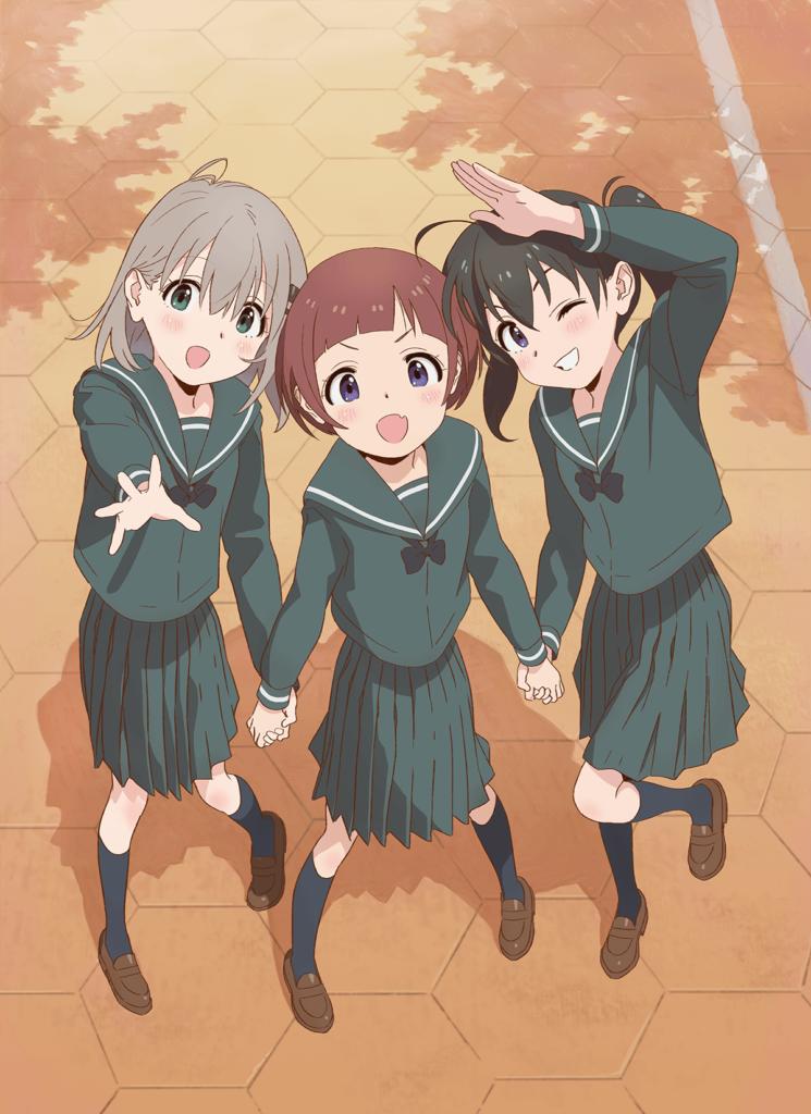 Yama no Susume Next Summit Anime Revealed