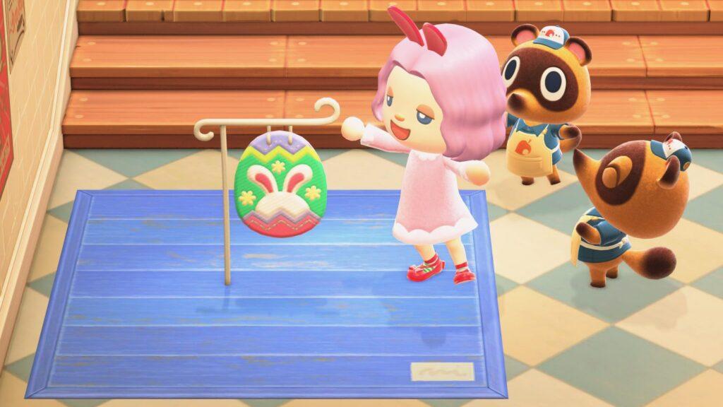 Animal Crossing New Horizons Easter